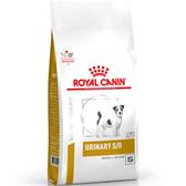【寵物王國】法國皇家-愛犬處方USD20泌尿道小型犬配方1.5kg