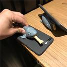 【R】舒壓惡搞食人鯊 立體 軟趴趴 捏捏樂 手機殼 iPhone8 7 plus I6 蘋果 全包 軟殼