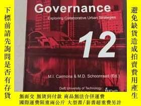 二手書博民逛書店Globalization罕見urban Form and Governance 12:全球化的城市形態與治理