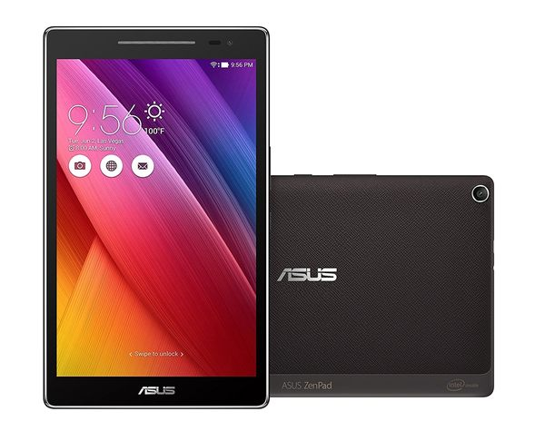 華碩平板 ASUS ZenPad 8.0 Z380KNL 2G/16G 4G LTE 八核心 / 贈亮面保貼+雙孔旅充頭+傳輸線 / 6期零利【黑】