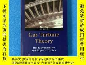 二手書博民逛書店Gas罕見Turbine Theory (5th Edition) (英文原版) 16開 精裝 一厚冊Y261