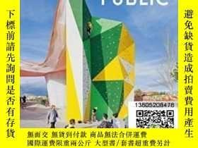 二手書博民逛書店【罕見】Going Public: Public Archite