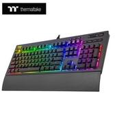 【綠蔭-免運】曜越 Premium X1 RGB Cherry MX 機械式銀軸電競鍵盤