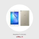 【送原廠皮套等5好禮】HUAWEI MediaPad T3 8.0 【LMALL】