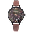 英倫復古精品手錶品牌 真皮錶帶配戴舒適 型號 : OB16AD38 平行輸入