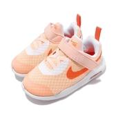 Nike 休閒鞋 Air Max Oketo 橘 白 幼童 嬰兒鞋 小童鞋 【PUMP306】 CK0243-861