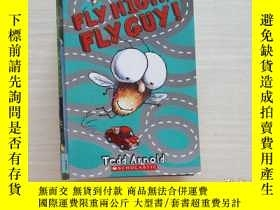 二手書博民逛書店Fly罕見High, Fly Guy![飛高一點,蒼蠅小子!]