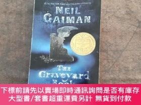 二手書博民逛書店The罕見Graveyard Book 墳場之書Y21921 Neil Gaiman(尼爾·蓋曼) 著 Ha