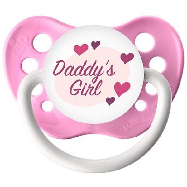 美國 Ulubulu 安撫奶嘴 - Daddy's Girl