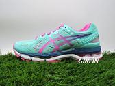 【ASICS】亞瑟士 GEL-KAYANO 22 慢跑鞋 女款 NO.T597N-7035