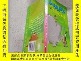 二手書博民逛書店loads罕見of trouble麻煩重重Y200392