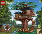 樂高 LEGO IDEAS 樹屋 Tree House 21318 TOYeGO 玩具e哥