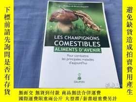 二手書博民逛書店Les罕見champignons comestibles : a