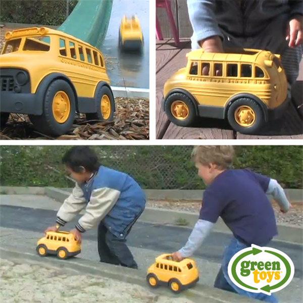 【美國Green Toys】上學巴