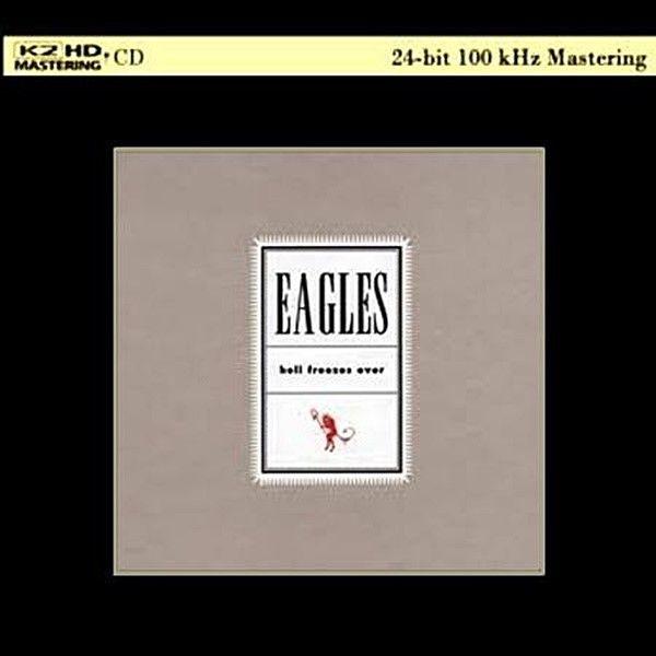 【停看聽音響唱片】【K2HD】EAGLES:HELL FREEZES OVER