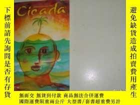 二手書博民逛書店Cicada罕見January February 2000Y28