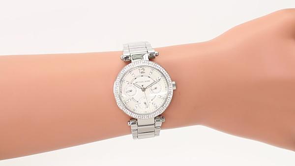 【Michael Kors】/美式經典三眼錶(男錶 女錶 Watch)/MK5615/台灣總代理原廠公司貨兩年保固