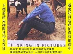 二手書博民逛書店Thinking罕見In Pictures, Expanded EditionY362136 Temple G