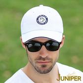棒球帽子-清涼爽透氣網帽運動帽J7538 JUNIPER