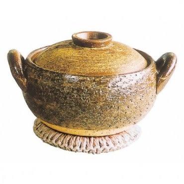 日本《長谷園伊賀燒》日式風味燉煮鍋(2-3人)
