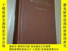 二手書博民逛書店A罕見Course of Lectures on the The