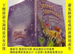 二手書博民逛書店The罕見secret mermaid: Return of the Dark queen:返回的黑暗女王Y2