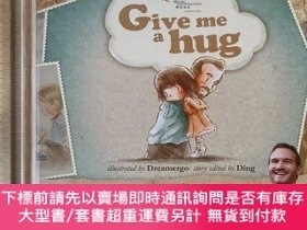 二手書博民逛書店Give罕見me a hug 8 life lessons from Nick your kids cannot