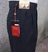 兩件標準款 雙褶寬鬆免燙休閒/商務/職業男西褲 夏款/春秋款 自由角落