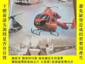 二手書博民逛書店HELICOPTERS罕見1948-1998(1948-1998年直升機)精裝 銅板彩印Y21492 英文 英