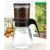 分離式兩用沖泡壺800cc/CL7224/咖啡/茶葉/水果茶/花茶/養生茶