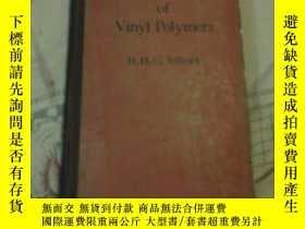 二手書博民逛書店degradation罕見of vinyl polymers 烯