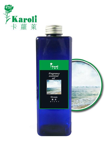 【karoli卡蘿萊】超高濃度水竹擴香竹補充液 500ml(森林系列)