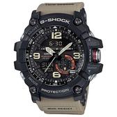 【東洋商行】免運 CASIO 卡西歐 G-SHOCK 戶外探險雙重感應器運動錶 防塵 防泥 GG-1000-1A5DR 電子錶 手錶