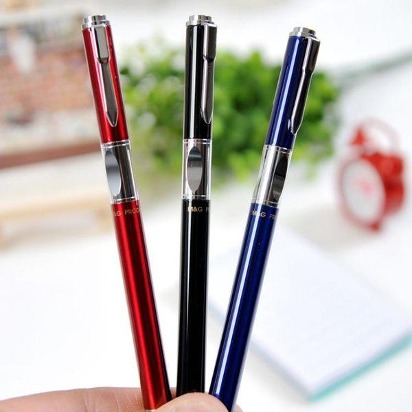 鋼筆 晨光金屬鋼筆 學生正姿鋼筆 彩桿亮漆依金鋼筆 AFP43201 生日禮物