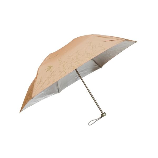 雨傘 陽傘 萊登傘 抗UV 防曬 超細三折傘 日式骨架 防風抗斷 銀膠 Leighton 飛鳥(粉橘)