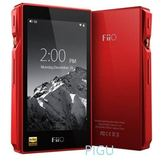 平廣 送收納袋 FiiO X5 III 3代 紅色 MP3 隨身聽 第3代 第三代 台灣公司貨保固一年 lll 安卓藍芽
