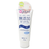 日本 無添加溫和洗面乳(180g)【小三美日】