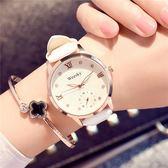 夜光韓版手錶時尚白色手錶 RB-6