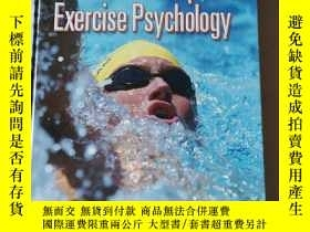 二手書博民逛書店Foundations罕見of Sport&Exercise Psychopathology THIRD EDIT