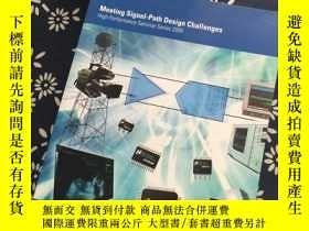 二手書博民逛書店Meeting罕見Signal-Path Design Chal