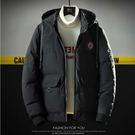 經典潮流原創設計連帽保暖厚外套