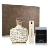 John Varvatos Artisan Pure 工匠純淨禮盒(125ml+17ml+1.5ml)
