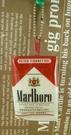 【震撼精品百貨】Morlboro~方形零錢包-紅白色