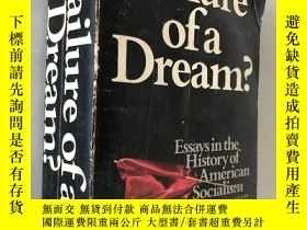 二手書博民逛書店Failure罕見ofa Dream?Y5919 見書影 見書影