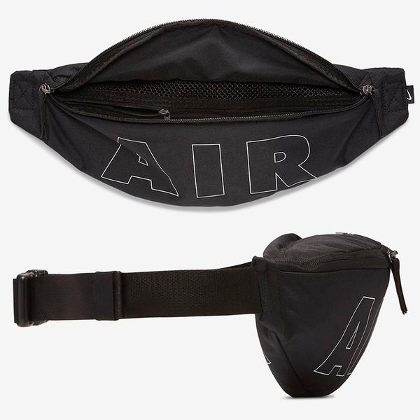 Nike Air Heritage 2.0 腰包 側背包 休閒 兩色 黑 / 粉【運動世界】CU9085-010 / CU9085-664