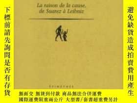 二手書博民逛書店Causa罕見Sive RatioY255562 Vincent Carraud Presses Univer