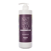 Nature Land水潤護理洗髮精強健豐盈800ml