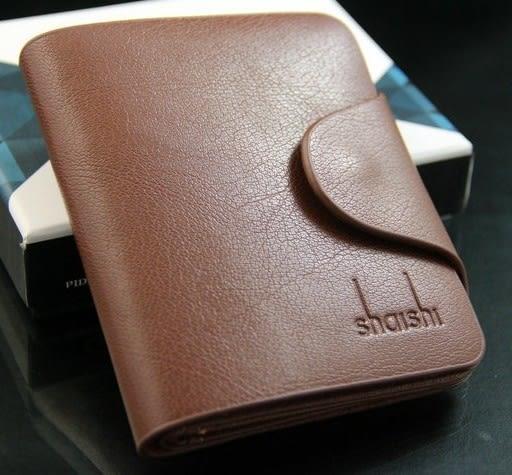韓版男士錢包 男士短款錢包 錢包 個性零錢包 搭扣 男款短夾 錢包 錢夾 新款男士短款錢包
