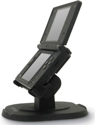 HORI DSi 桌上直立架 黑色