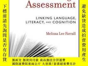 二手書博民逛書店Reading罕見Assessment: Linking Language, Literacy, and Cogn